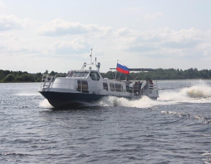 водометный катер в ссср рыбоохрана и милиция