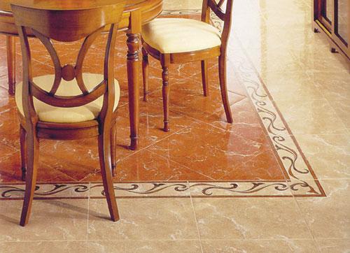 Дизайн плитки для пола на кухню