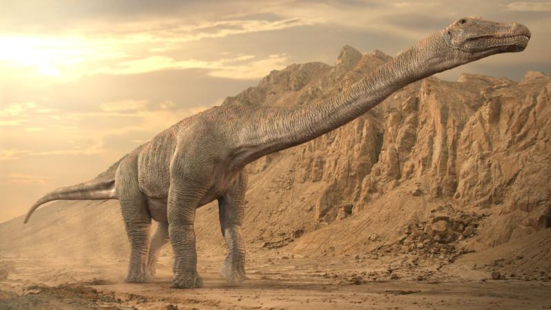 7. Титанозавр (Ульяновская область). динозавры, доисторические животные, животные, история