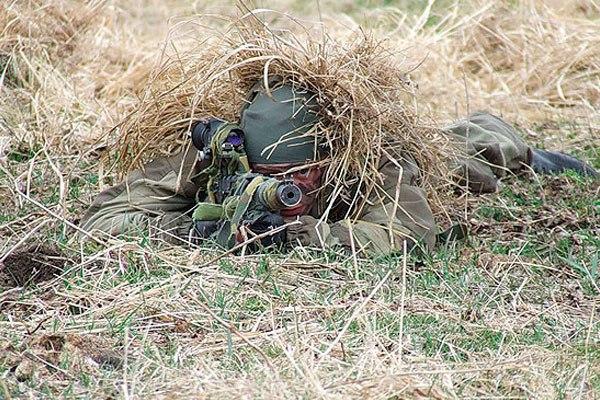 Война против снайпера