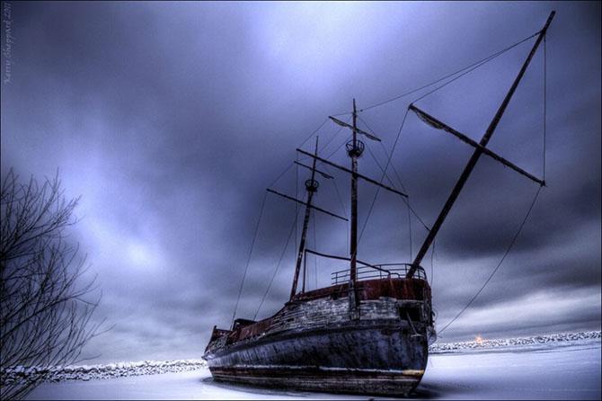 20 прекрасных кораблей, о которых забыли люди