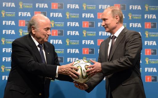 Путин: Россия сама провела антикоррупционное расследование в FIFA и не нашла там коррупции