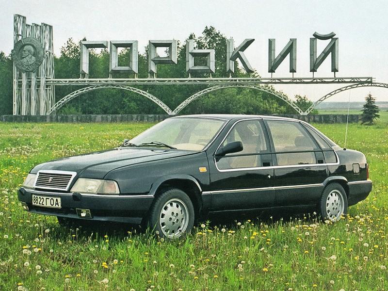 """ГАЗ-3105 """"Волга"""". Просто шикарный автомобиль"""