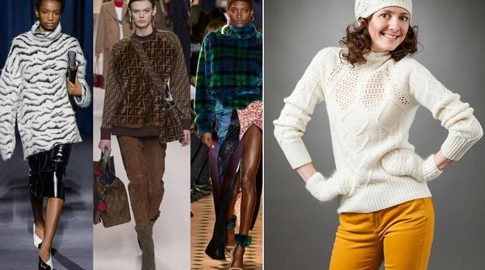 модные свитера для мужчин