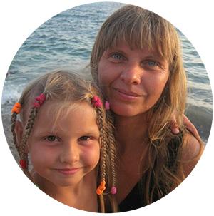 Валентина Острогляд, домашняя акушерка Украина, разница в возрасте между детьми в семье