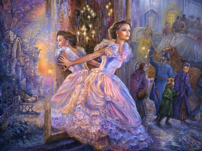 картины художника Josephine Wal -10