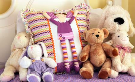 подушка-игрушка