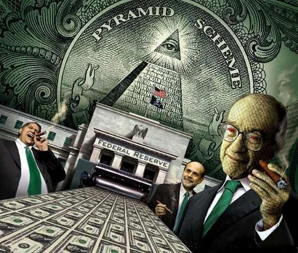 Может ли ООН взять под контроль печатный станок ФРС США?