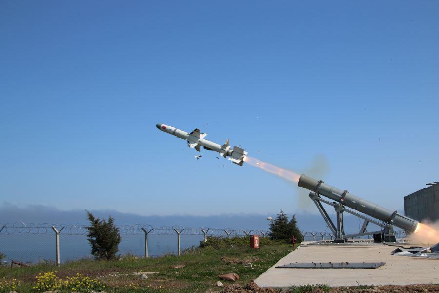 Контракт на серийное производство турецкой противокорабельной ракеты Atmaca