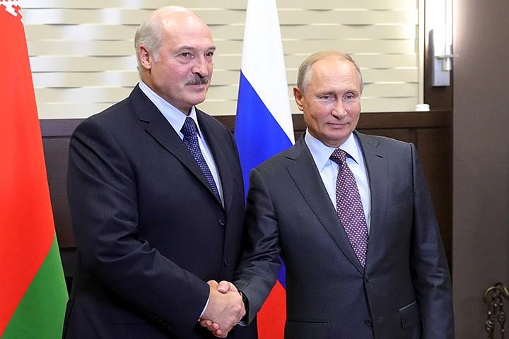 Лукашенко приехал в Сочи к Путину за точкой над i
