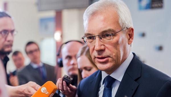 Грушко: Слухи, что Москва хочет захватить Прибалтику— полная ерунда