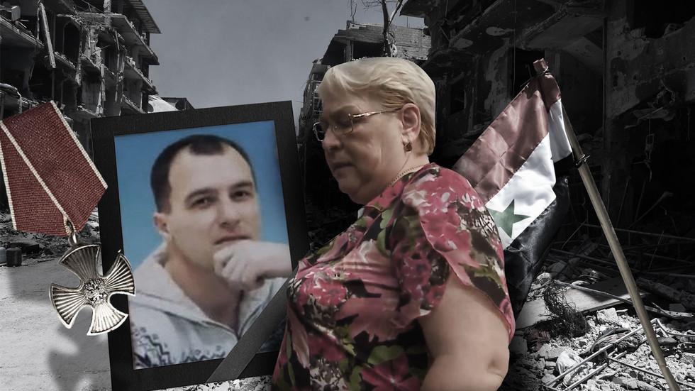 Ростовщики героев не прощают. Чиновники обобрали мать погибшего в Сирии солдата
