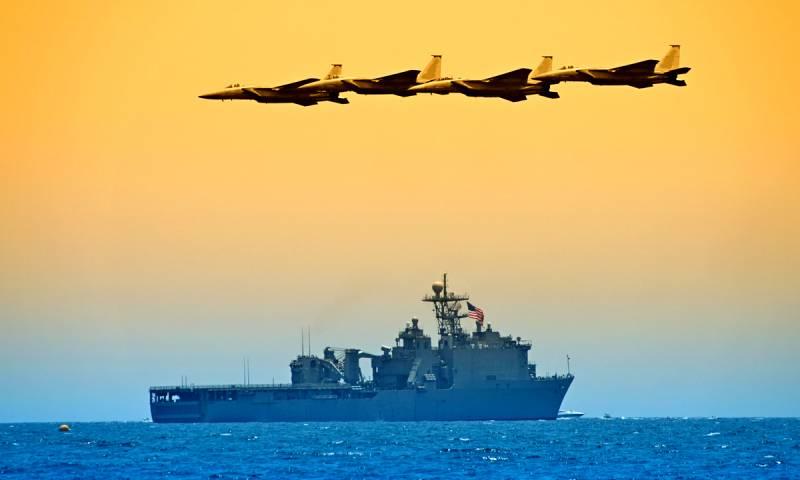 Почему флот США не сможет ос…