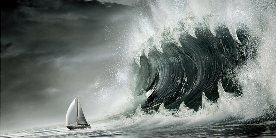Откуда берутся блуждающие волны-убийцы