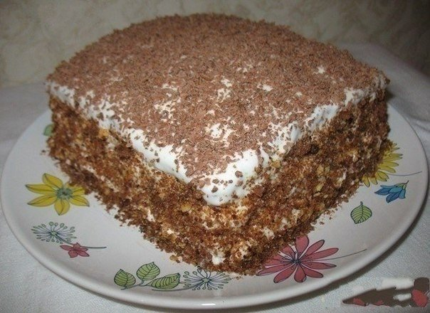 """Торт """"Мечта жизни"""""""