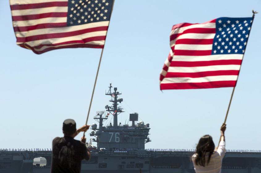 Голубой мечте США о Чёрном море не суждено сбыться
