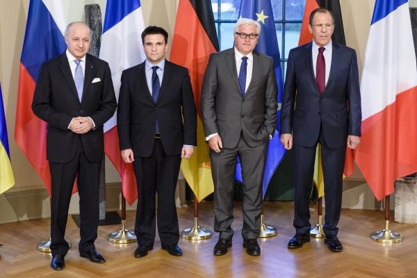 Глава МИД Украины назвал три главные темы в отношениях с Донбассом