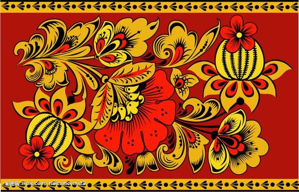 Шаблоны для росписи