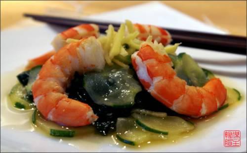 Японский огуречный салат – рецепт с фото.