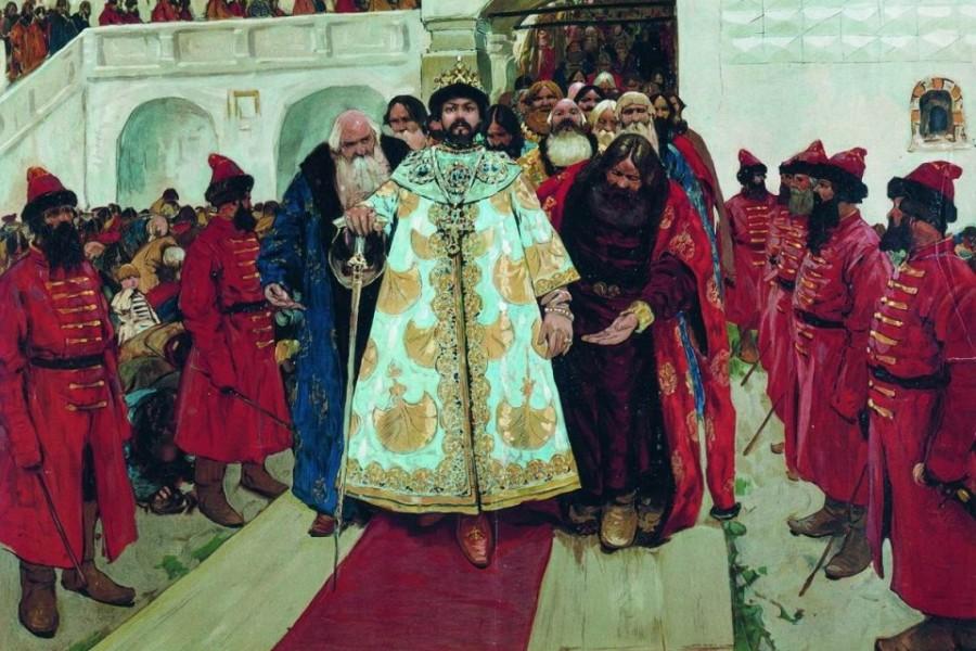 Почему в Европе были короли,…