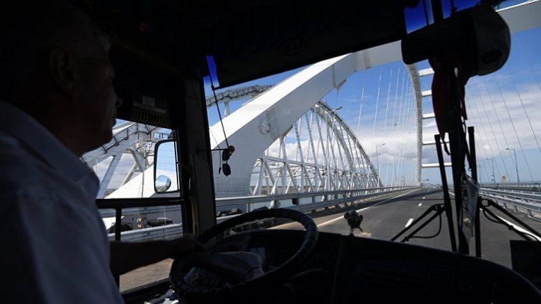 Крымский мост: Киев готовит три варианта подрыва