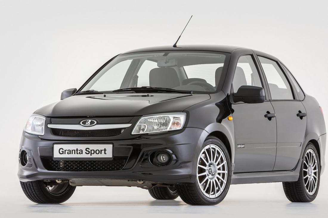 У LADA Granta Sport появилась «бюджетная» версия. Цена известна