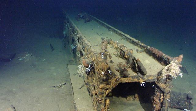На дне моря Сибуян нашли самый большой линкор в мире