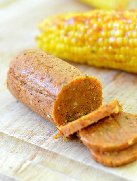 Кукуруза-гриль с медовым маслом вкусно, кукуруза, рецепт
