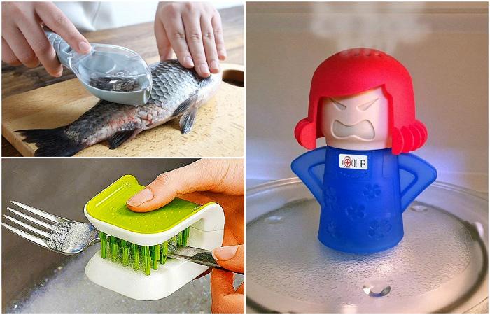 Практичные вещицы, которые сделают кухню идеальной