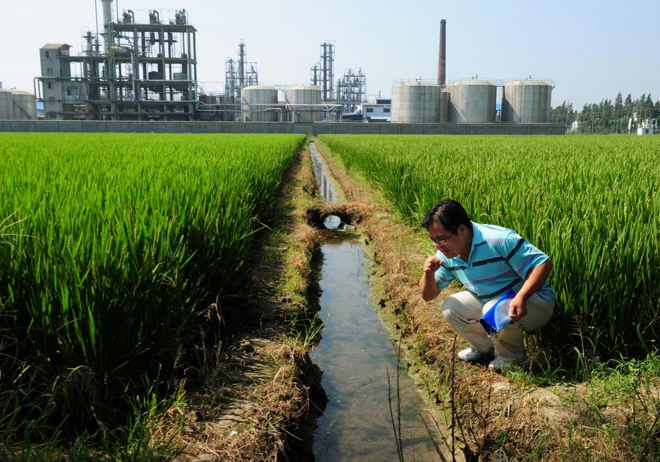 pollution006 Загрязнение окружающей среды в Китае