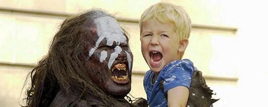 Детские страхи и родительские ошибки