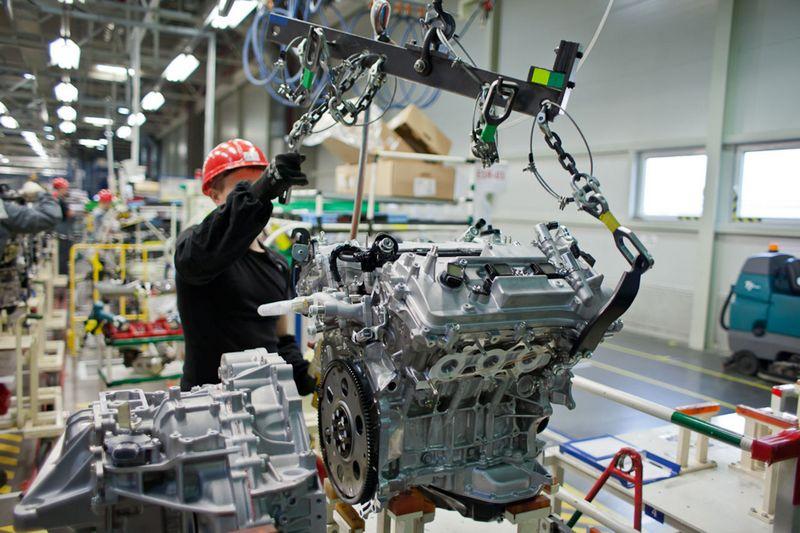 В России стартует производство двигателей Ford