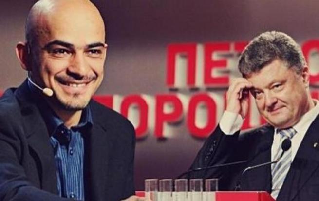Петр Порошенко: война на два фронта