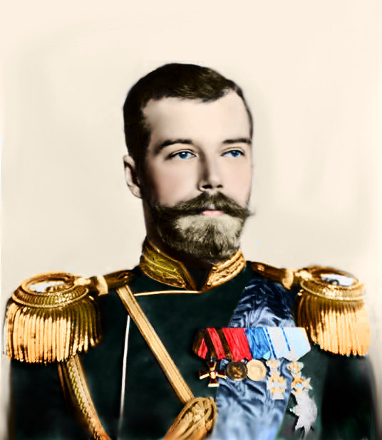 2 ноября 1894 г. 118 лет назад Вступил на престол последний российский император Николай II