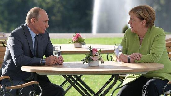 Украинские СМИ заявили о готовности Германии снять санкции с России