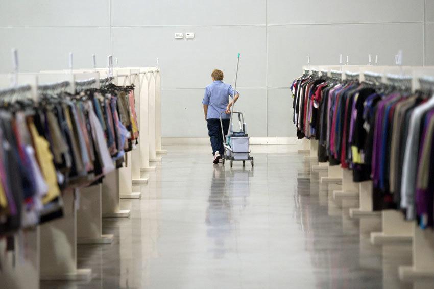 Иностранные бренды одежды и обуви стали возвращаться в Россию