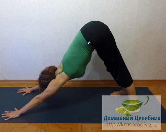 Вот это упражнение: 5 минут в день и весь организм здоров и полон сил