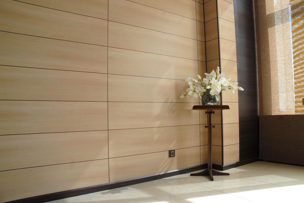 Разновидности декоративных панелей для стен и их монтаж своими руками