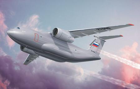Ил-276 - самолет для войны и мира