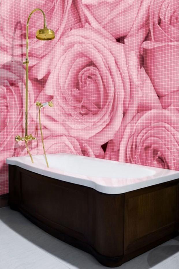 Интересные идеи для маленькой ванной комнаты