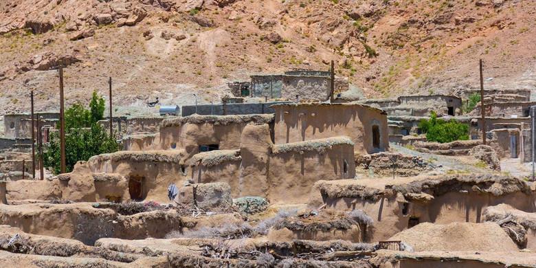 Загадка древней деревни в Ир…