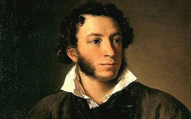 Сегодня день рождения Александра Сергеевича Пушкина