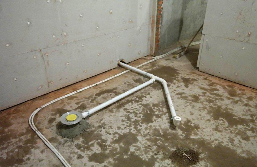 Разводка канализации по дому своими руками 55