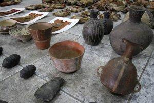 В Перу предотвращена распродажа 180 предметов старины культуры инков, Чиму и Чанкай