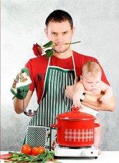 Нужен ли муж на кухне?