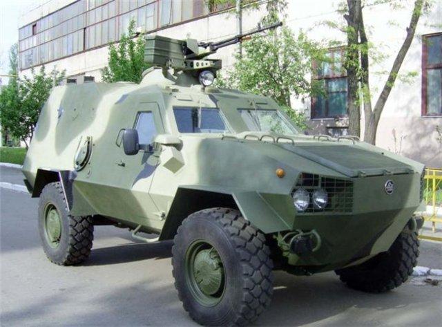 Военно-технический позор Украины