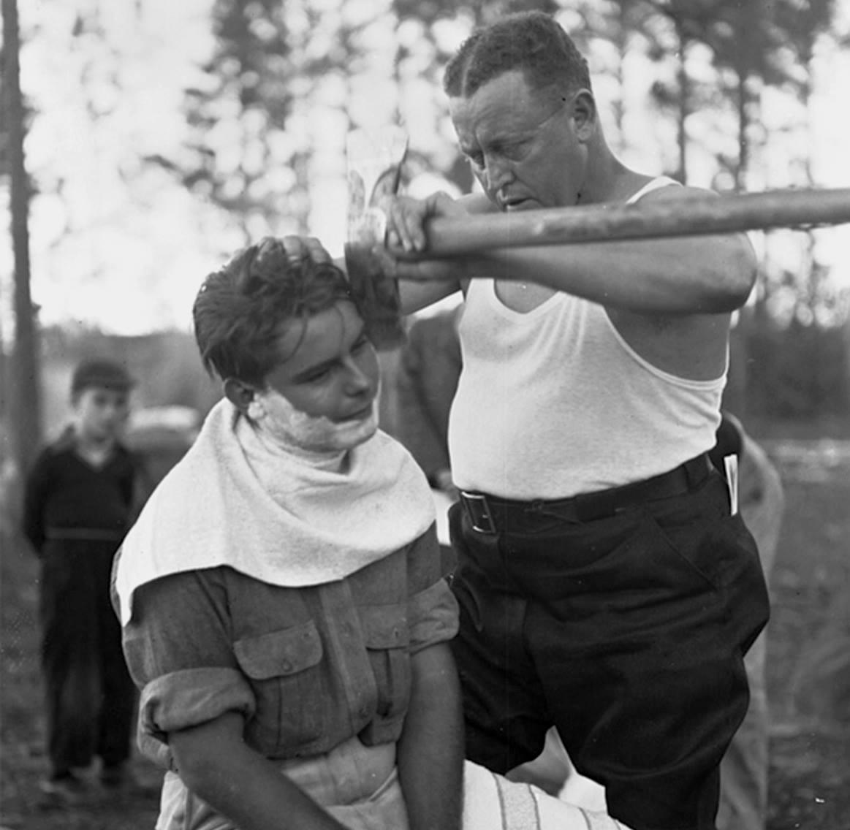 Как бритье влияет на мужчину