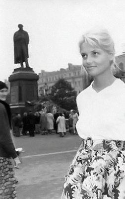 """Наталья Кустинская. Всемирная слава """"русской секси""""."""