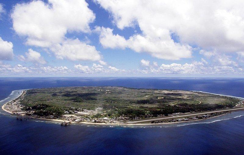 Съеденый остров Науру, богатство, государство, остров