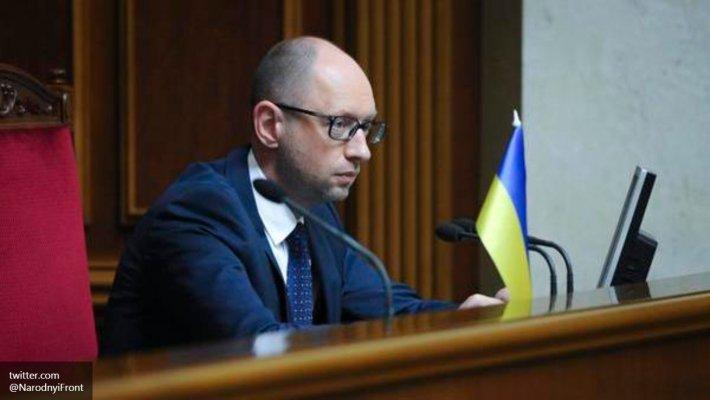 Евросоюз откажет Украине в безвизовом режиме — Яценюк